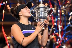 Canada's Bianca Andreescu wins the US. Women's Open