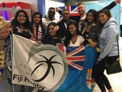 Fijian sevens come in droves