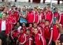 Canadian contingent with Fiji PM, Frank Bainimarama during the FANCA tournament.