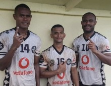 Suva forward Sairusi Nalaubu FB