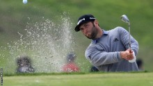 Spain's Jon Rahm leads Farmers Insurance