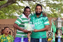 Nadi and Fiji's most recogonised superfan, Simu:FFA
