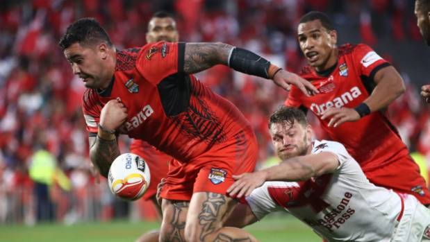 Image - Tonga robbed in RLWC semifinal loss
