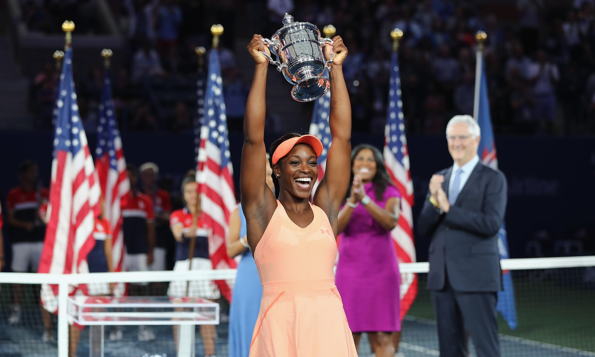 Image - Sloane Williams win USA Open