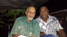 Mohammed Hassan Qawali and Joeli Tudrau