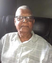 Former NFA, president Bijay Prasad: Yasin Photos