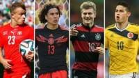 World Cup Brazil's brightest