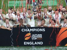 England win Autum Nations Cup