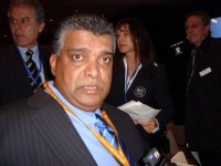 FANCA president Mohammed Yusuf.