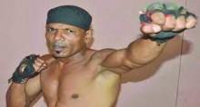 Fijian boxer, Jr. Farzan Ali