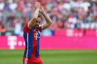 France's Frank Ribery is out due to injury
