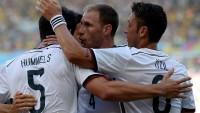 Hummels goal sets Brazil date