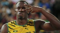 Bolt aims for 19 - second 200 meter WR.