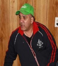 Fijian soccer great Ivor Evans.
