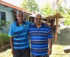 Friends, Semi Tabaiwalu and Feroz Sahib's 32 year reunion