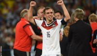 Germany Lahm captain retires.