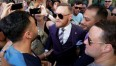McGregor rues early stoppage: BBC