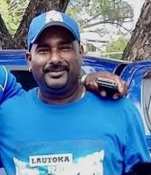 Former National football and Lautoka rep, Naresh Kumar