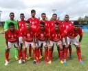 Rewa team members after holding Jacks Nadi