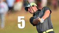 Rory McIlroy in contention in Abu Dhabi season opener