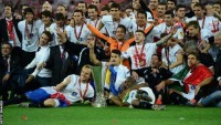 Sevilla wins Europa League final.
