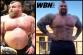 Eddie'The Beast' strongman